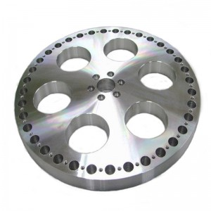 Precision CNC parts supplier provide milling center 5 axis CNC machining milling shaft